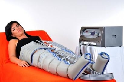 nyomásterápia lábakon visszér